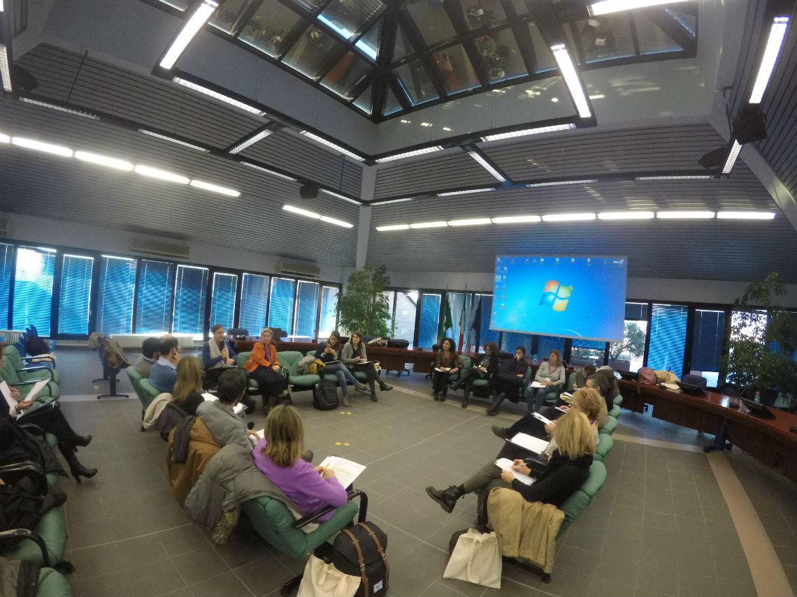 Archeologia pubblica in Lombardia - panel comunicazione