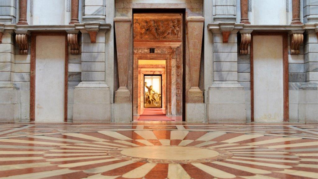 Palazzo Grimani. Sale