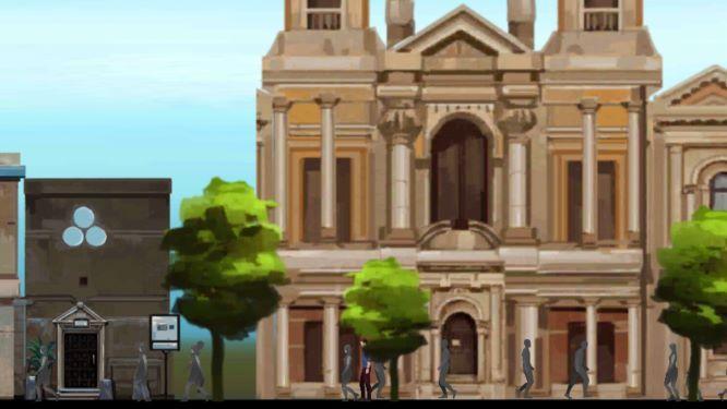 Screenshot Past for Future: Taranto