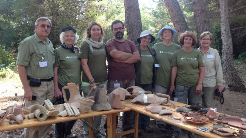 Volontari, volontariato, poggio del Molino