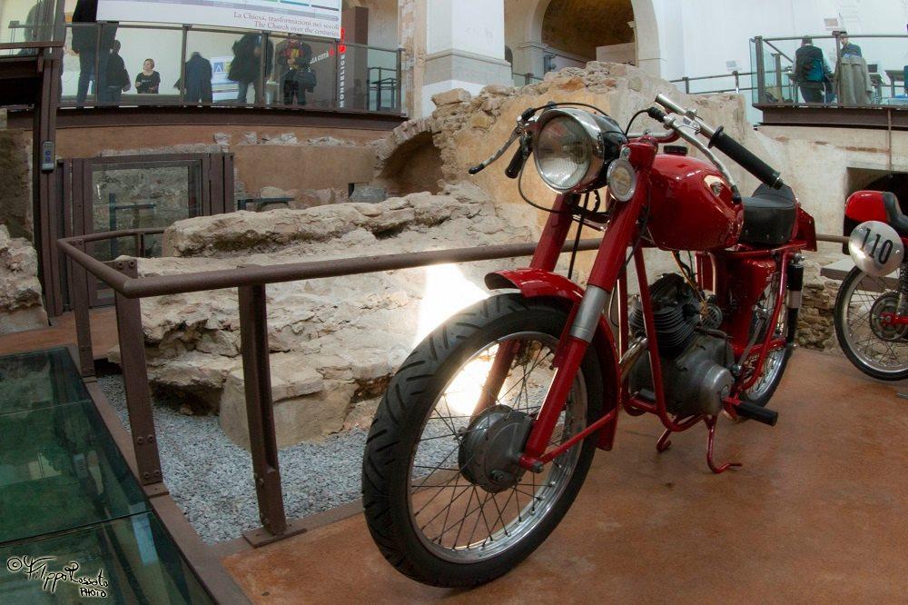 Ducati in mostra a San Paolo - Museo della città di Monselice