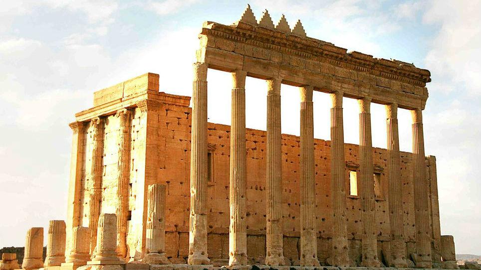 Palmira, Tempio di Bel