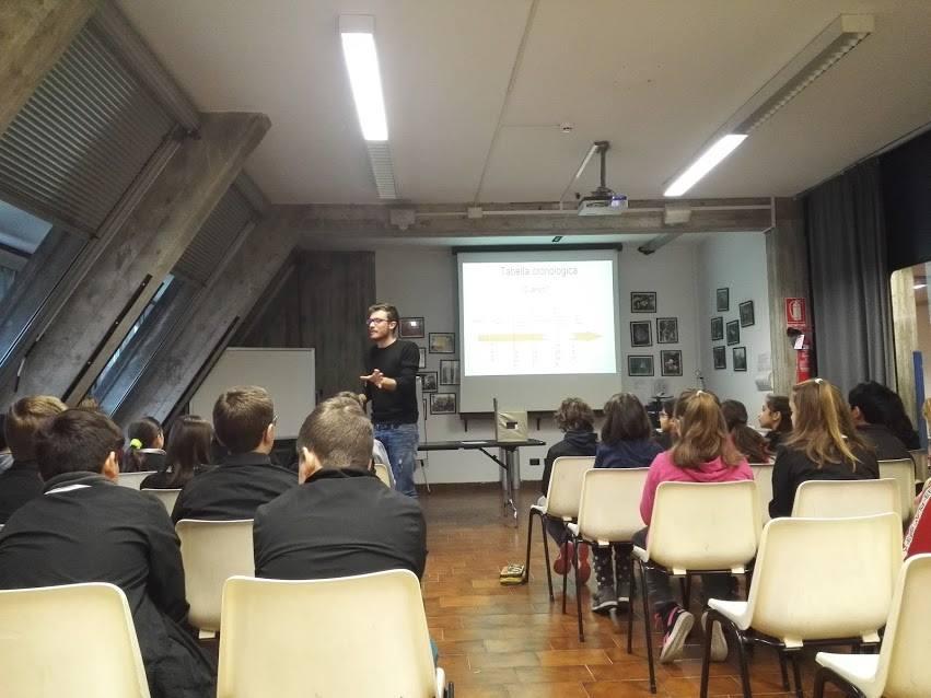 operatore-museale-Gianmarco-Gastone-scuola