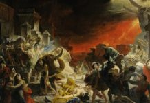 Karl Brullov, The Last Day of Pompeii