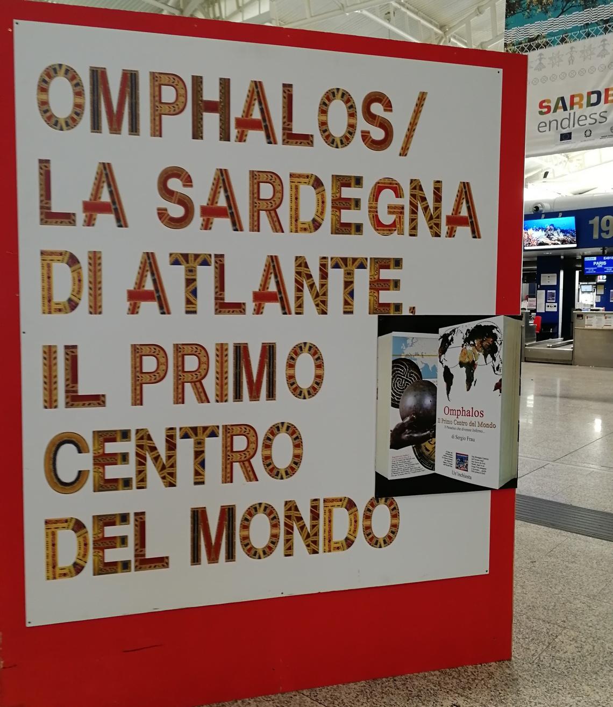 Omphalos aeroporto Cagliari