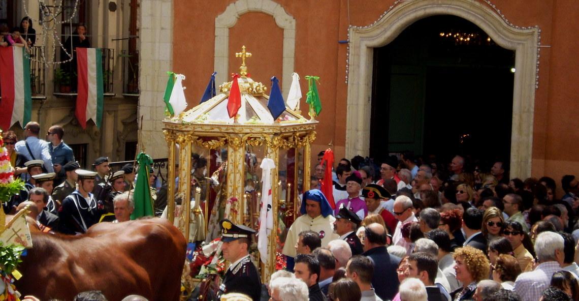 processione Sant'Efisio