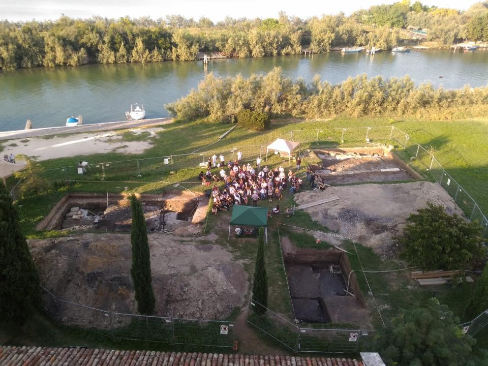 Torcello Abitata aperitivo archeologico