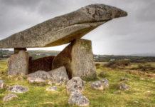 Ardara Donegal Irlanda megaliti
