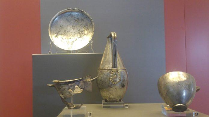 skyphos, vasi potori