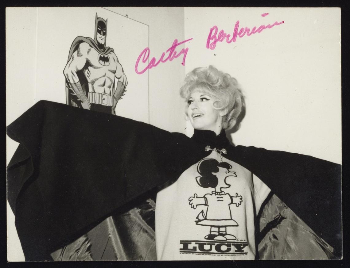Il corpo della voce Cathy Berberian