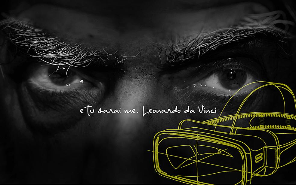 Leonardo, You are Leo