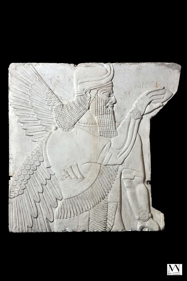 Assiri calco Nimrud