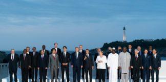G7 Biarritz #boycottmanels