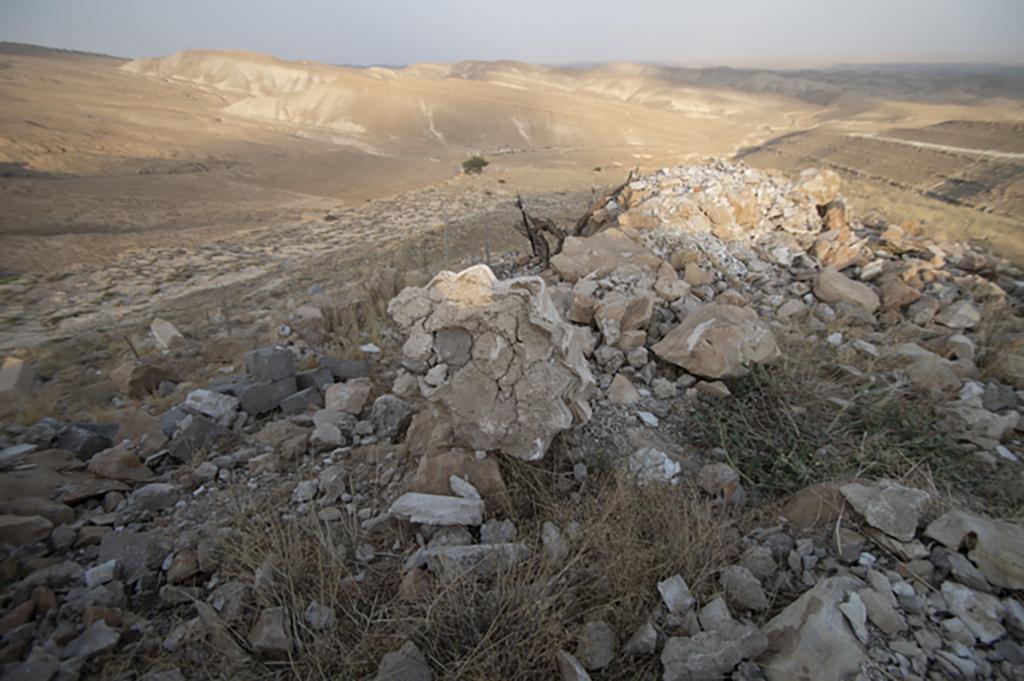 mausoleo sinjar distrutto