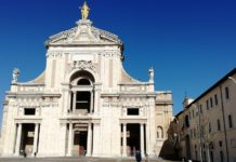 Basilica Porziuncola Assisi