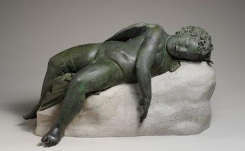 Eros dormiente Metropolitan